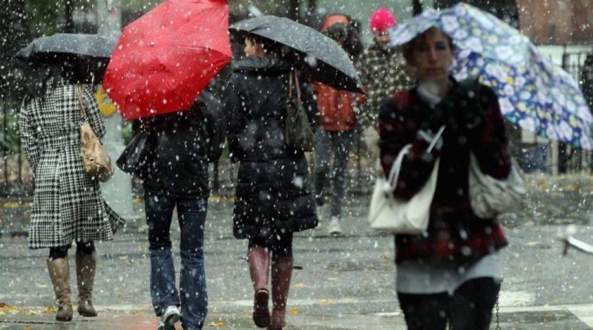 Зима уже через неделю: вОмске будет очень холодно, предполагается мокрый снег