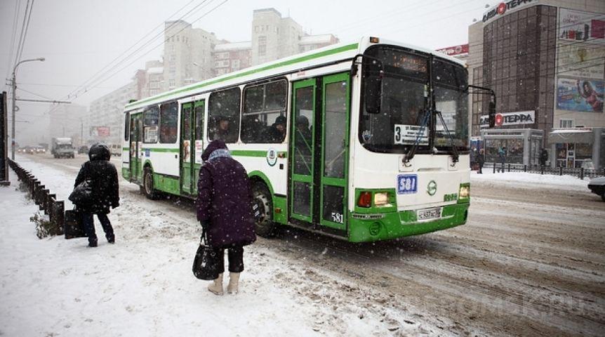 ВОмске хотят снизить стоимость проезда вмаршрутках