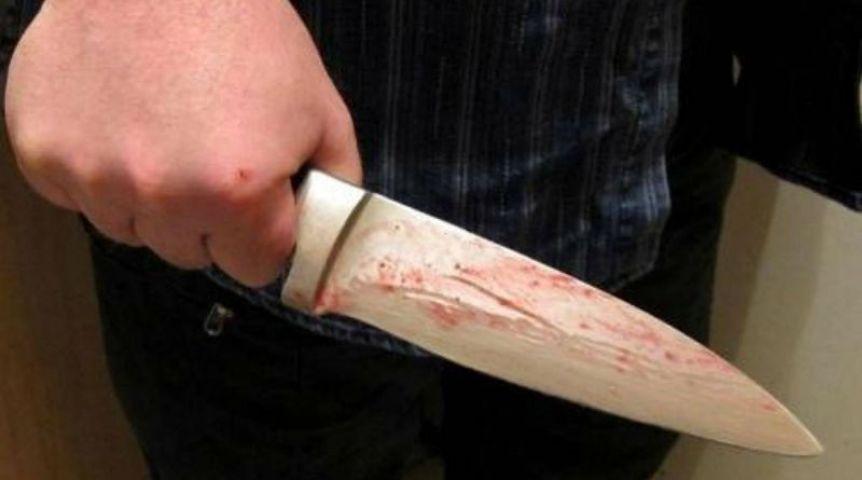 Летний гражданин Омской области ударил мать ножом вшею