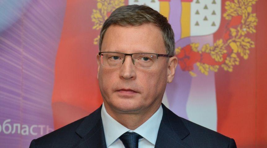 Бурков неожиданно улетел в столицу Российской Федерации: незановымли мэром Омска?