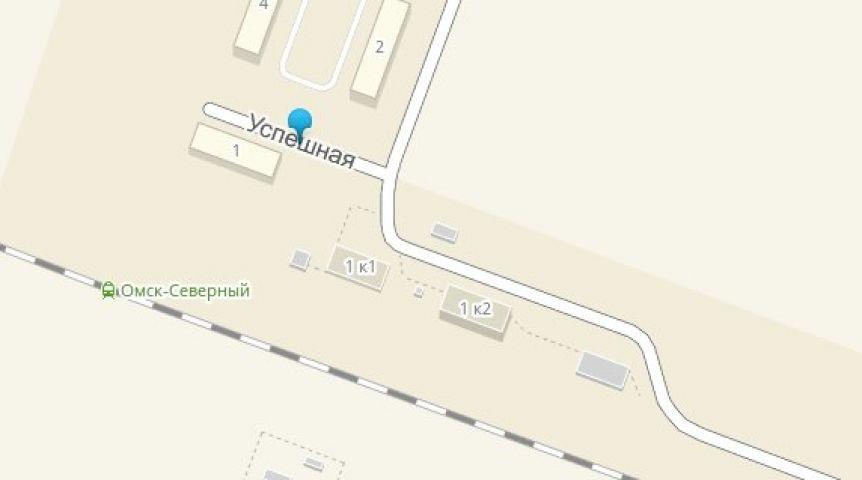ВОмске наУспешной улице появится памятник Суворову