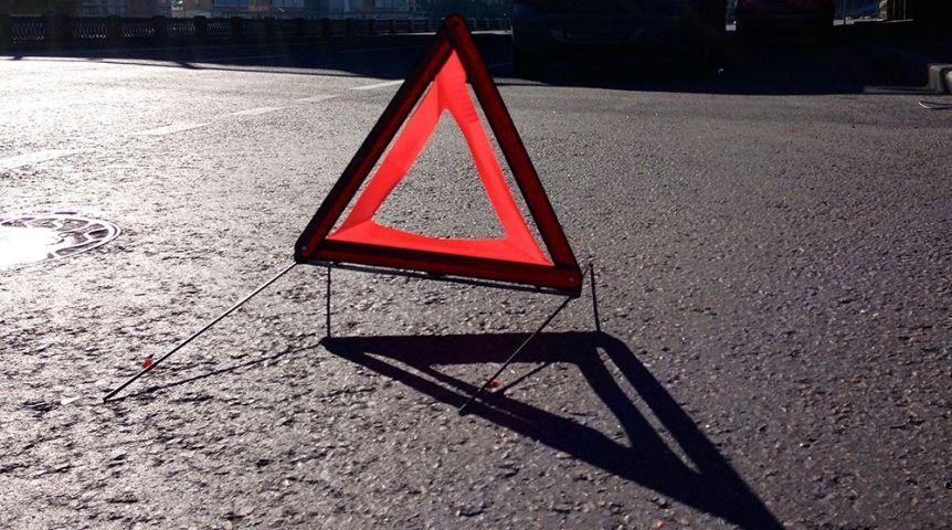 ВОмской области шофёр перевернул полицейскую «Ниву» и умер