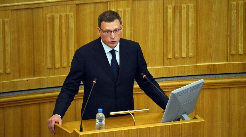 Новый губернатор Бурков отыскал вОмске сор