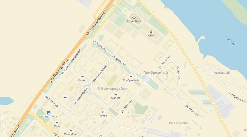ВОмске из-за ремонта теплосетей перекроют дублер улицы Лукашевича
