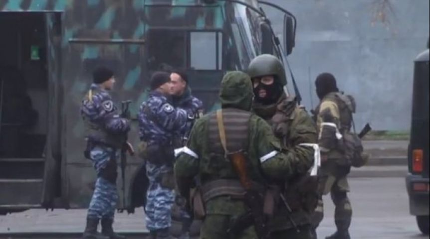 Руководитель ЛНР выступил сзаявлением всвязи сситуацией вреспублике