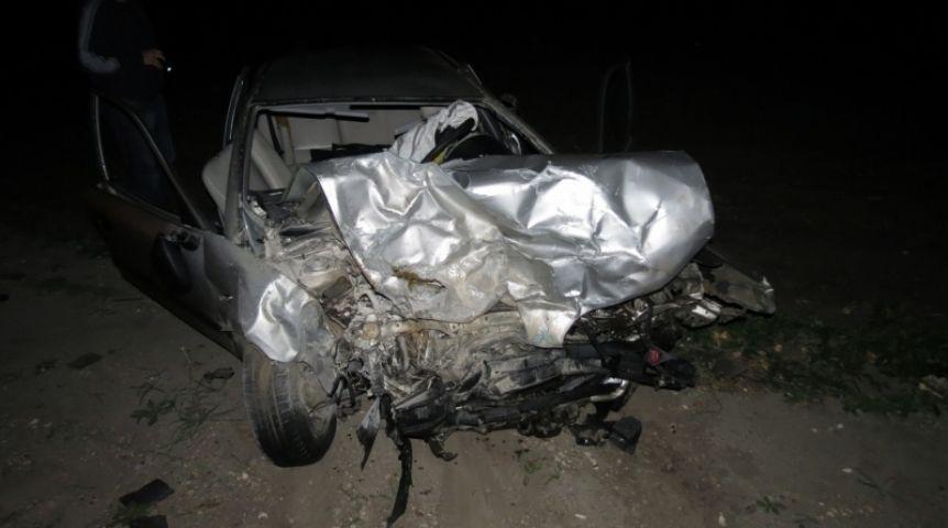 Натрассе смерти под Омском влобовой трагедии умер шофёр «Митсубиси»