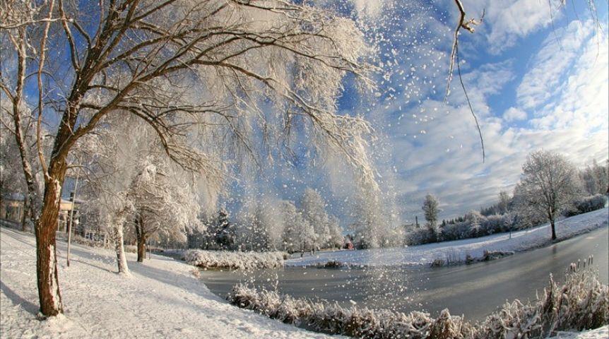 Зима вОмске будет «среднестатистической», температура продержится около нормы
