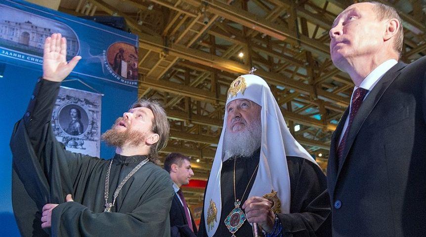 Патриарх Кирилл недоволен «духовником Путина»