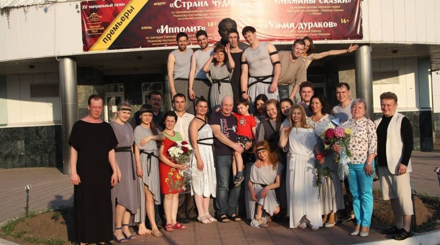 «Капитанская дочка» ульяновского театра вошла влонг-лист «Золотой маски-2018»