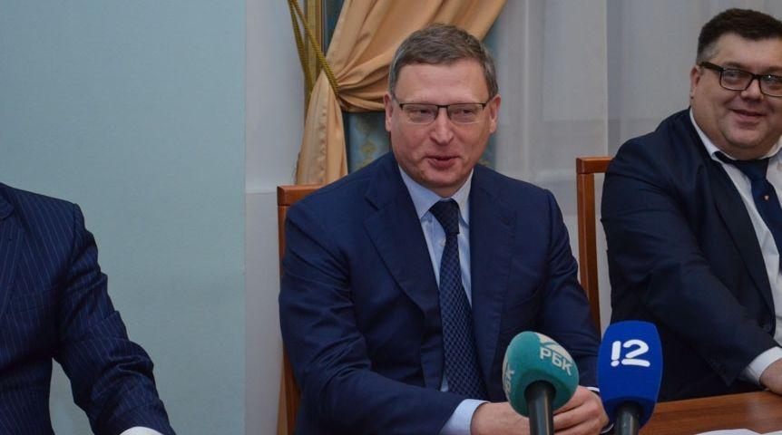 Врио губернатора Омской области примет участие влыжной гонке