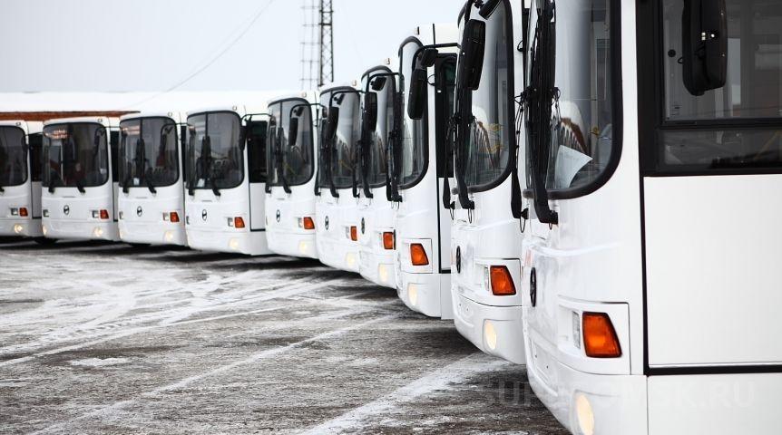 Публичный транспорт Омска нановогодних каникулах будет работать порасписанию воскресного дня