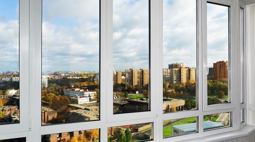 """Остекление балконов за 1.00 дог. от компании ооо """"мастердом""""."""