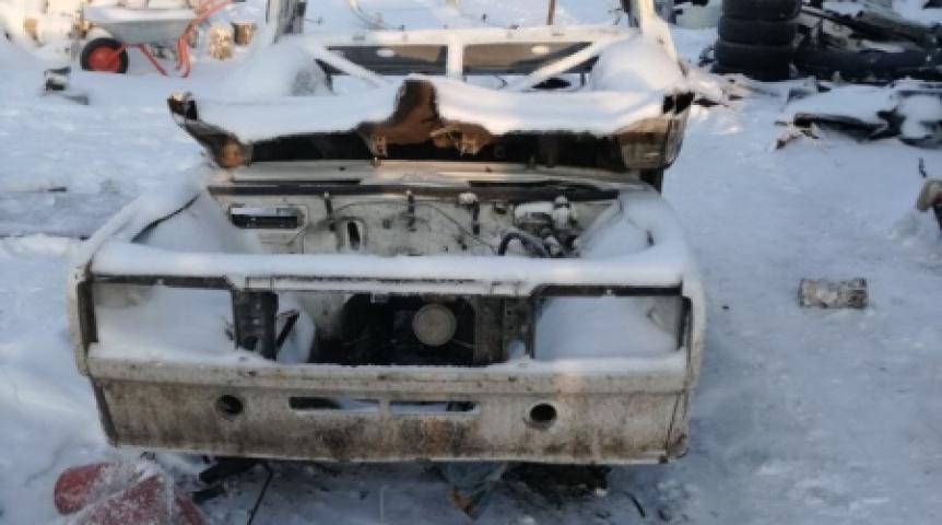 ВОмской области задержали угонщика отечественных авто
