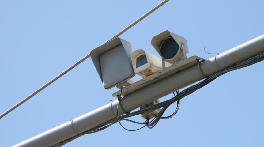Вместах установки камер фотовидеофиксации наомских трассах аварийность снизилась
