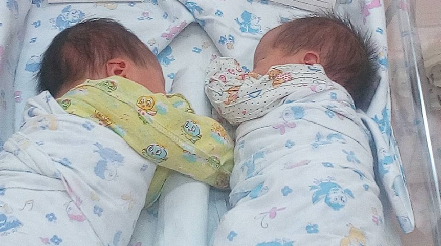 Вновогодние каникулы врегионе родились 248 детей