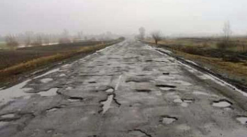 Омский Минстрой даст денег на ремонт разбитых деревенских дорог — СуперОмск