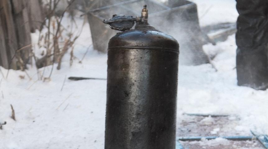 ВОмской области 80% газовых баллонов непригодны кэксплуатации