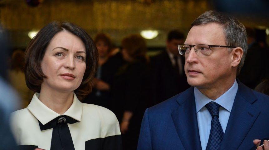 Фадина представит Буркову отчёт об результатах работы напосту главы города Омска