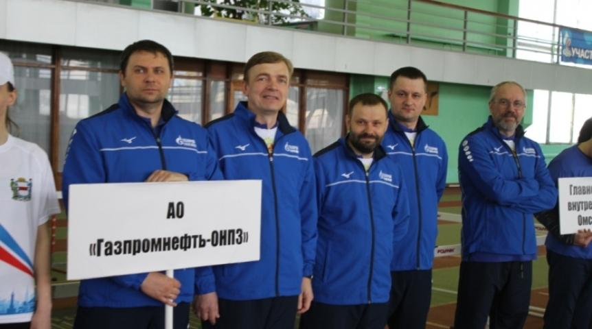 Омские чиновники боролись Кубка Губернатора покомплексу ГТО