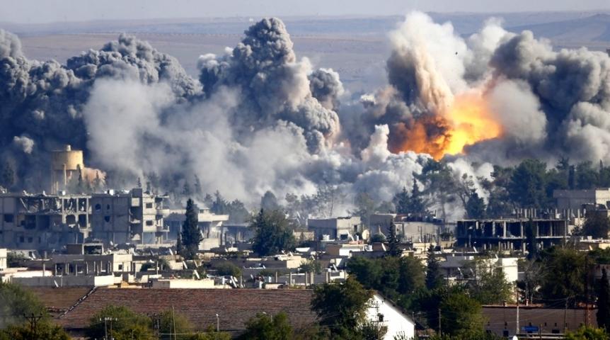 Произведенные вСССР средства ПВО использовались при отражении ударов США поСирии