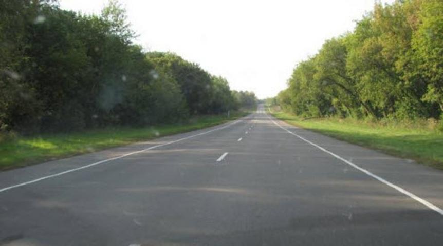 ВОмской области начался ремонт федеральной автодороги