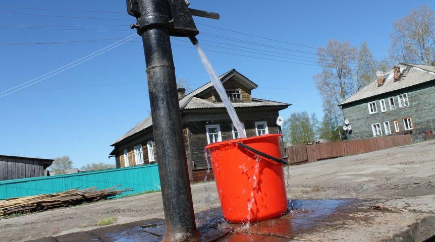 ВОмской области 28 тыс. человек стали получать воду порасписанию