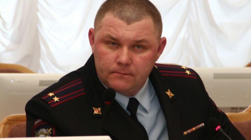 Начальник омской полиции уволен запьяную драку смосковским машинистом