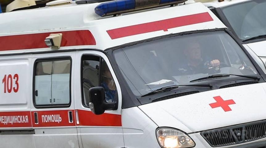 На окраине Омска в снегу нашли годовалого младенца с поврежденной головой #Омск #Происшествия #Криминал