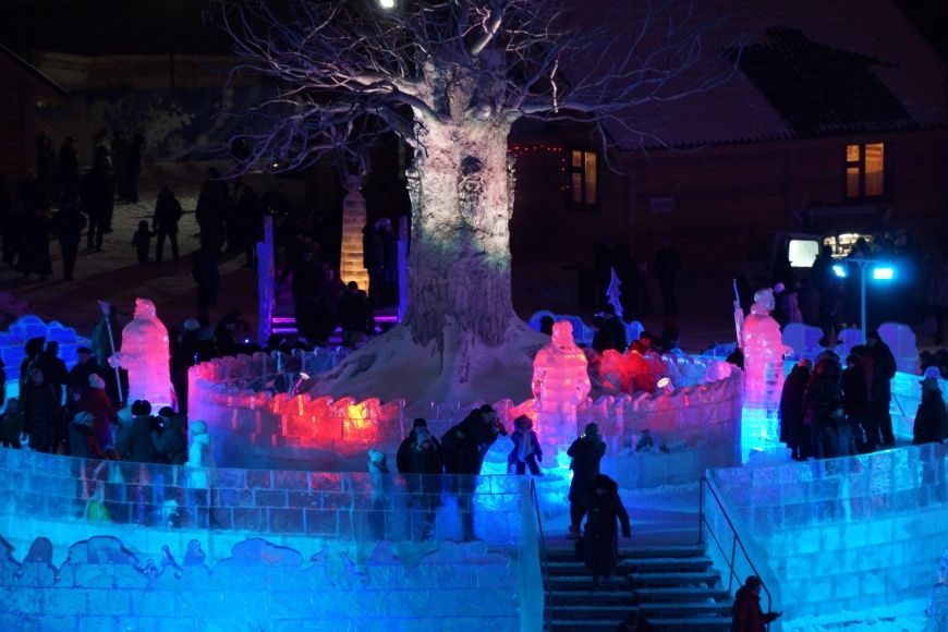 Новый год 2018 в Екатеринбурге. Где отметить